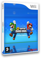 New Super Mario Custom Edition CUSTOM cover (SMNPO1)
