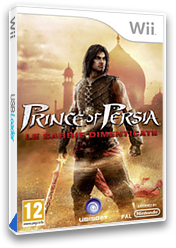 Prince of Persia: Le Sabbie Dimenticate Wii cover (SPXP41)