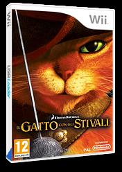 Il Gatto con gli Stivali Wii cover (SSBP78)