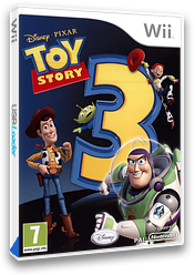 Toy Story 3: Il Videogioco Wii cover (STSY4Q)