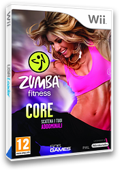 Zumba Fitness Core Wii cover (SU6XGT)
