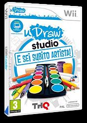 uDraw Studio: E sei subito artista! Wii cover (SUUP78)