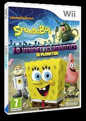 SpongeBob: La Vendetta Robotica de Plankton Wii cover (SVDP52)