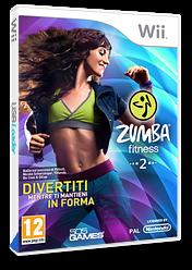 Zumba Fitness 2 Wii cover (SZ2XGT)