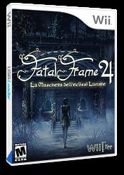 Fatal Frame 4: La Maschera dell'eclissi lunare CUSTOM cover (WFFF4I)