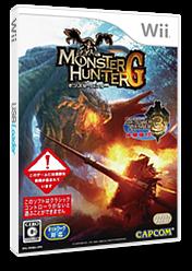 Monster Hunter Tri (Demo) Wii cover (DMHJ08)