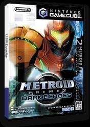 メトロイドプライム2 ダークエコーズ GameCube cover (G2MJ01)