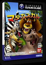 マダガスカル GameCube cover (GGZJB2)