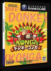 ドンキーコンガ GameCube cover (GKGJ01)