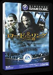 ロード・オブ・ザ・リング 二つの塔 GameCube cover (GLOJ13)