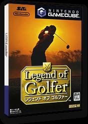 レジェンドオブゴルファー GameCube cover (GLXJ29)