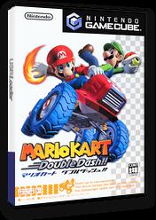 マリオカート ダブルダッシュ!! GameCube cover (GM4J01)