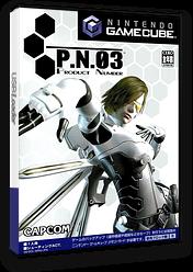 P.N.03 GameCube cover (GPNJ08)