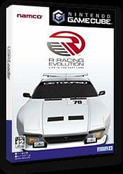 R レーシング エヴォリューション GameCube cover (GRJJAF)