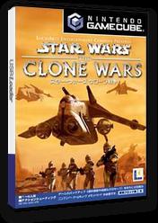 スター・ウォーズ クローン戦争 GameCube cover (GSXJ13)