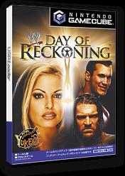 WWE デイ・オブ・レコニング GameCube cover (GWPJG2)