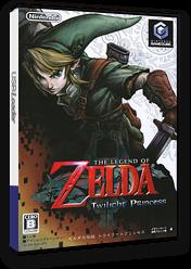 ゼルダの伝説 トワイライトプリンセス GameCube cover (GZ2J01)
