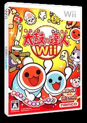 太鼓の達人Wii Wii cover (R2JJAF)