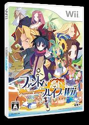 ファントム・ブレイブWii Wii cover (R46JKB)