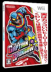 キャプテン★レインボー Wii cover (R7CJ01)