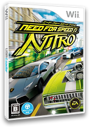 ニード・フォー・スピード ナイトロ Wii cover (R7XJ13)