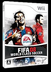 FIFA 08 ワールドクラス サッカー Wii cover (RF8J13)