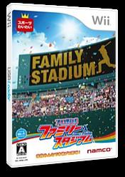プロ野球 ファミリースタジアム Wii cover (RFMJAF)