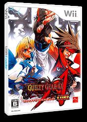 ギルティギア イグゼクス アクセントコア Wii cover (RG2JJF)