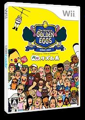 ザ ワールド オブ ゴールデンエッグス Wii cover (RGEJJ9)