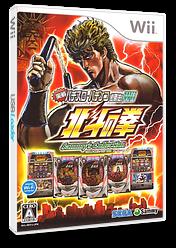 実戦パチスロ・パチンコ必勝法!Sammy's Collection 北斗の拳 Wii Wii cover (RH7J8P)