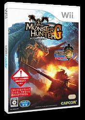 モンスターハンターG Wii cover (ROMJ08)