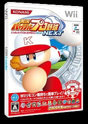 実況パワフルプロ野球NEXT Wii cover (RX8JA4)