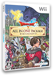 Dragon Quest X (All in One Package) Wii cover (S6TJGD)