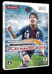 ウイニングイレブン プレーメーカー2013 Wii cover (SAAJA4)