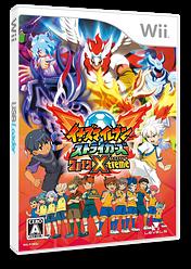 イナズマイレブン ストライカーズ 2012エクストリーム Wii cover (SEZJHF)