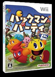 パックマンパーティ Wii cover (SP7JAF)