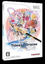 テイルズ オブ グレイセス Wii cover (STGJAF)