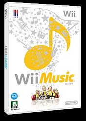 위 뮤직 Wii cover (R64K01)