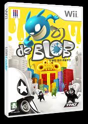 더 블랍 Wii cover (R6BK78)