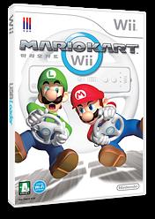 마리오 카트 Wii Wii cover (RMCK01)