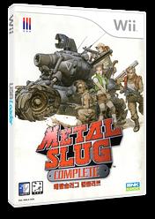 메탈슬러그 컴플리트 Wii cover (RMLK52)