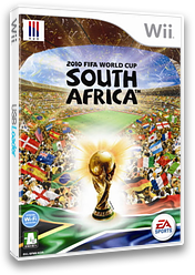 2010 피파 월드컵 남아공 Wii cover (SFWK69)