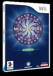 Weekend Miljonairs 1e Editie Wii cover (R55P41)