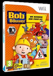 Bob de Bouwer: We Bouwen een Feestje! Wii cover (R9BPMT)
