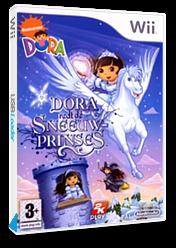 Dora Redt de Sneeuwprinses Wii cover (RDPP54)