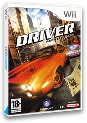 Driver: Parallel Lines Wii cover (RDVP41)