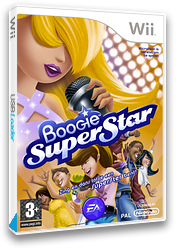 Boogie Superstar Wii cover (RG6P69)