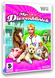 Mijn Dierenkliniek Wii cover (RJDPKM)