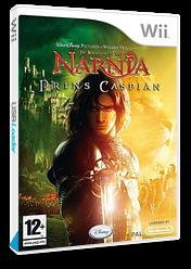 De Kronieken van Narnia: Prins Caspian Wii cover (RNNP4Q)