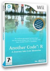 Another Code: R - A Journey Into Lost Memories Wii cover (RNOP01)